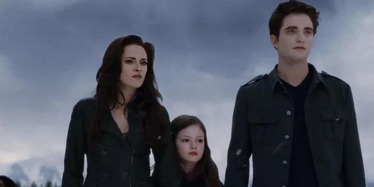 8 grandes différences entre le film et le livre Twilight: Breaking Dawn Part 2